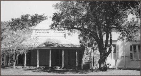 Leadbeater's bungalow at Adyar