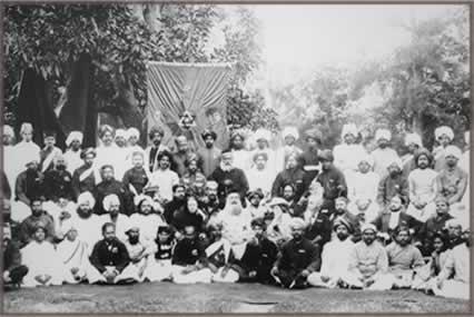 Early Theosophical gathering