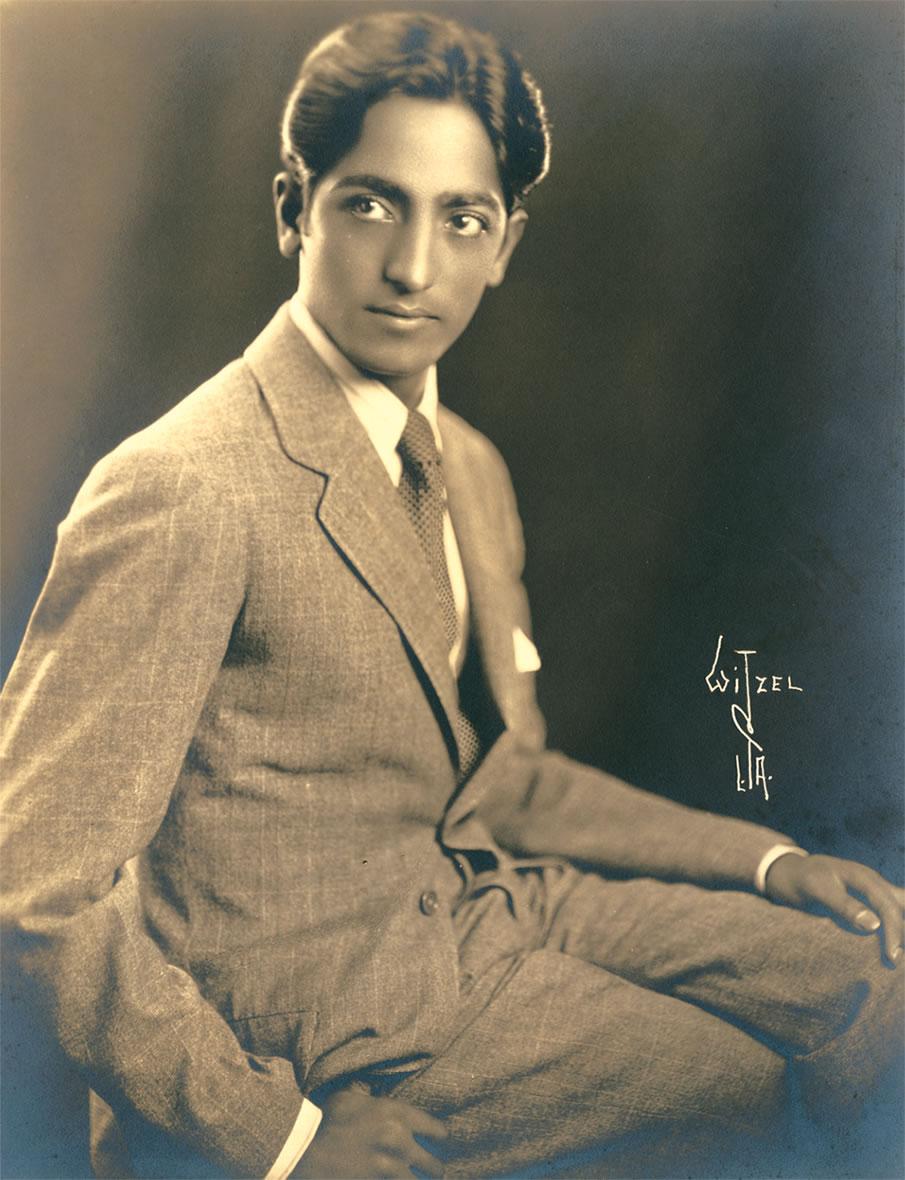 Photo: Witzel, Los Angeles, 1924