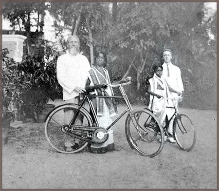 Photos: Adyar, 1910