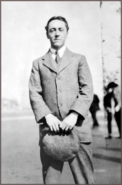 Russell Balfour Clarke