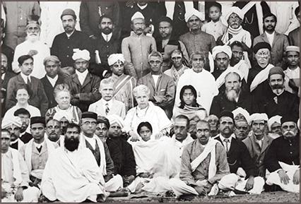 Convention, Benares, 1911
