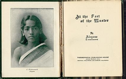 Photo: Adyar, 1910